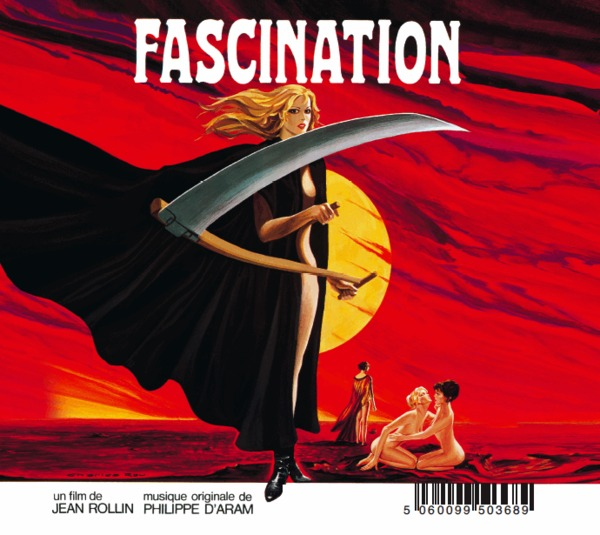 Cover V/A, fascination