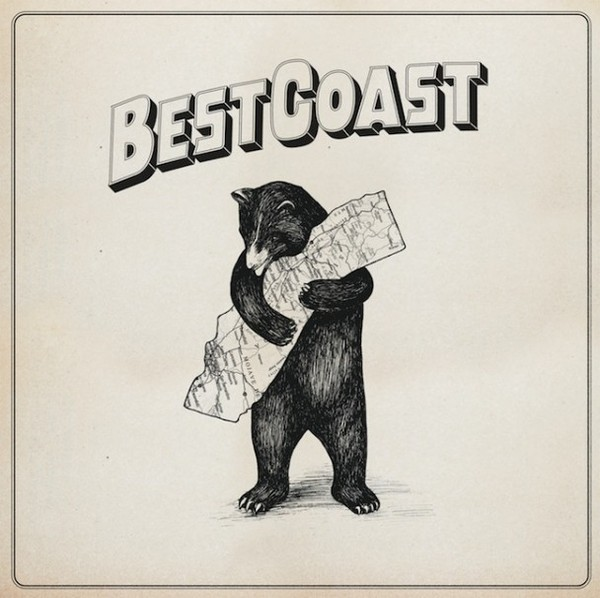 Cover BEST COAST, the only place