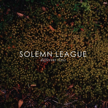 Cover SOLEMN LEAGUE, different lives