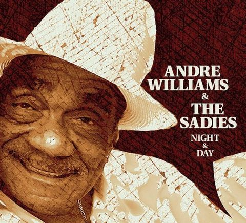 ANDRE WILLIAMS & SADIES, night & day cover