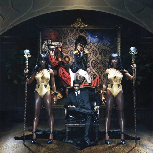 Cover SANTIGOLD, master of my make believe