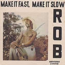 Cover ROB, make it fast, make it slow