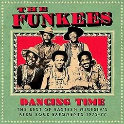 FUNKEES, dancing time - best of eastern nigeria´s afro rock cover