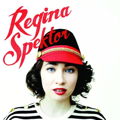 Cover REGINA SPEKTOR, what we saw from the cheap seats
