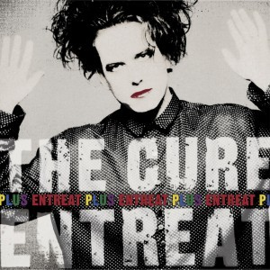 CURE, entreat plus cover