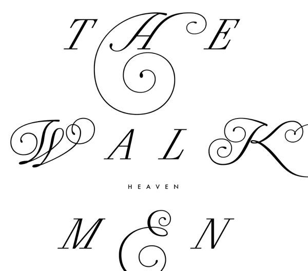 Cover WALKMEN, heaven
