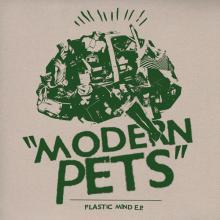 Cover MODERN PETS, plastic minds