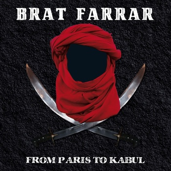 Cover BRAT FARRAR, from paris to kabul
