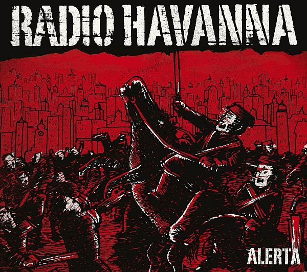Cover RADIO HAVANNA, alerta