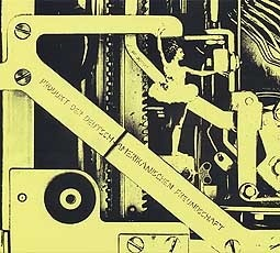 D.A.F., produkt der deutsch-amerikanischen freundschaft cover
