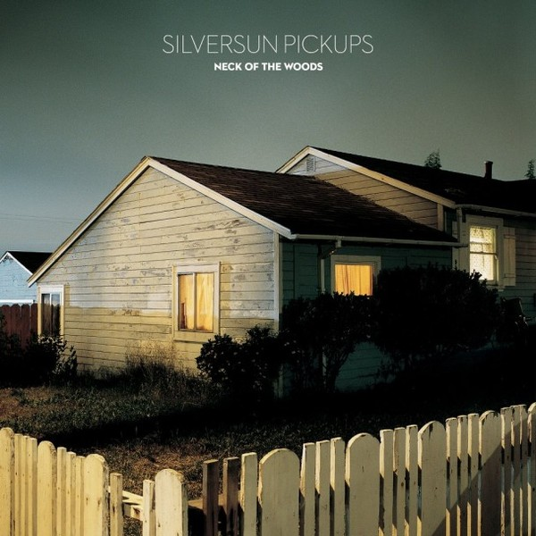 SILVERSUN PICKUPS, neck of the woods cover