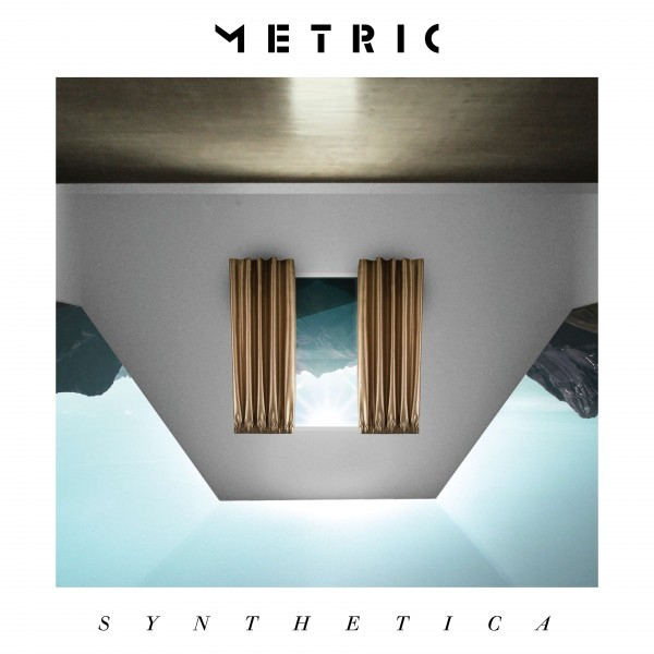 METRIC, synthetica cover