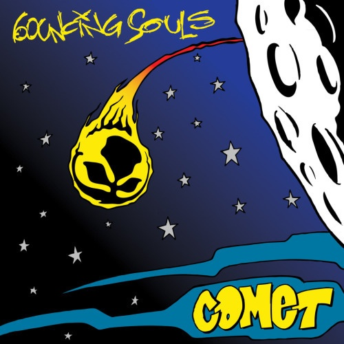 BOUNCING SOULS, comet cover