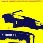 STEREOLAB, transient random noise cover