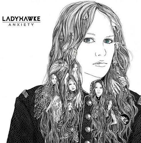 Cover LADYHAWKE, anxiety