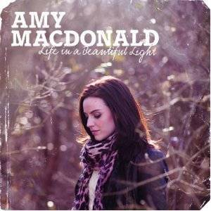 AMY MACDONALD, life in a beautiful light cover
