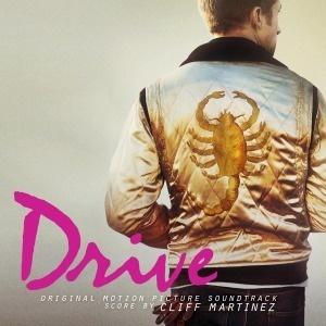 CLIFF MARTINEZ, drive - o.s.t. cover