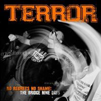 TERROR, no regrets: the bridge nine days cover