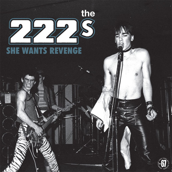 Cover 222´S, she wants revenge