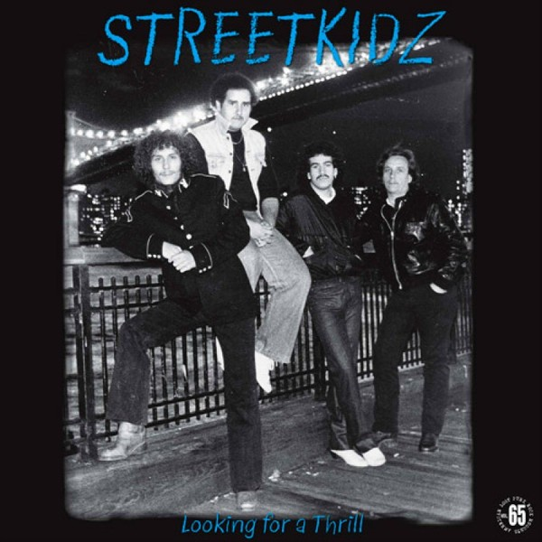 Cover STREETKIDS, looking for a thrill