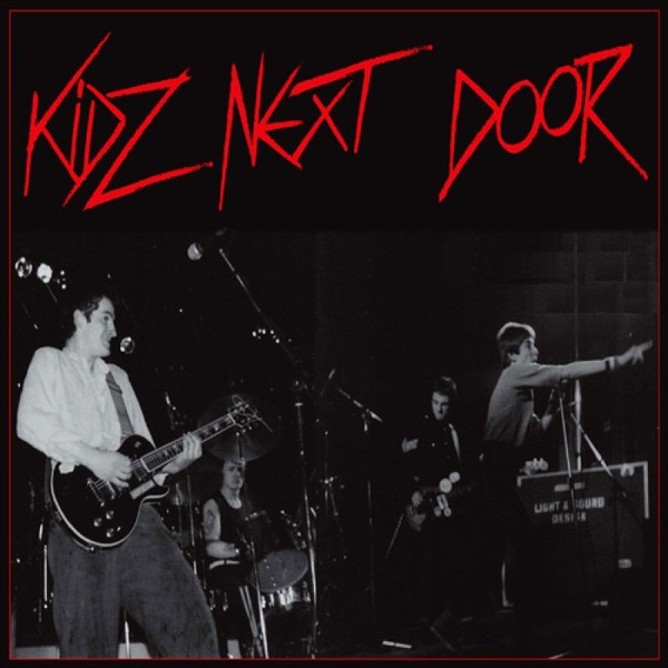 Cover KIDZ NEXT DOOR, s/t