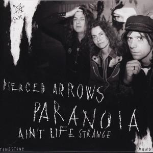 PIERCED ARROWS, paranoia cover